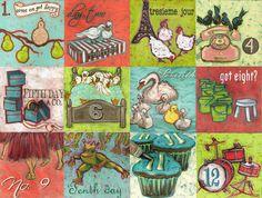 carrie kendall. art & illustration.
