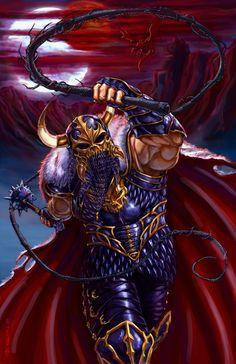 Verminaard, Highlord of the Red Dragonarmy //