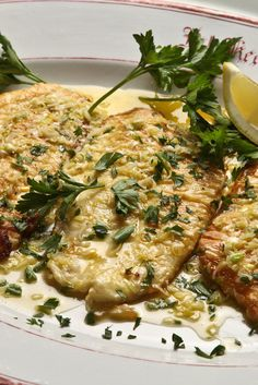 For savory, moist, delicate flounder, it is difficult to beat this fast, easy method. Egg Batter Pan-Fried Flounder With Green Garlic Recipe - NYT Cooking
