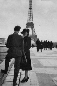 Paris in the '40s