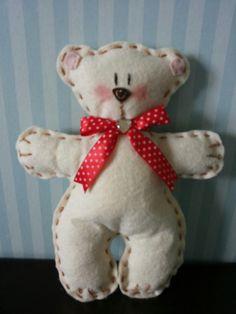 christmas polar bear ♥