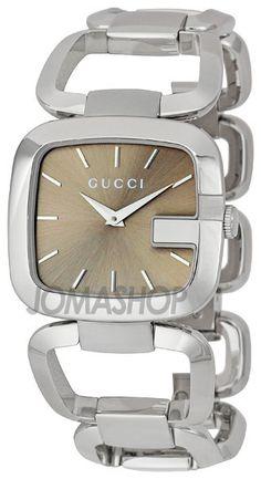 Gucci Ladies G Gucci Medium Watch YA125402
