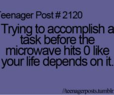 I do this all the time and have no clue why lol!
