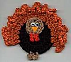 Ravelry: Bev's Turkey Fridgie pattern by Beverly A. Qualheim
