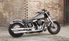 2014 Harley-Davidson® Softail® Softail Slim®Motorcycles Photos & Videos
