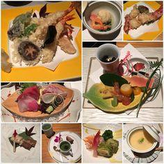 #kaiseki #懷石 #japanmeal #traditional #foodporn #culinary #foodie #jpfood #newyear #tokyo #ginza #japan #throwback #latergram #tempura #matchpudding #sashimi #steamedegg by rspace
