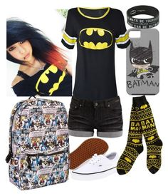 """First set of the new year"" by wahtthefudge-666 ❤ liked on Polyvore featuring Vans and Pieces"
