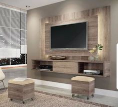 New living room tv wall mount layout Ideas Trendy Living Rooms, Living Room Tv, Modern Tv Wall Units, Living Room Tv Unit, Apartment Living, Living Room Wood, Apartment Living Room, Tv Room, Tv Wall Design