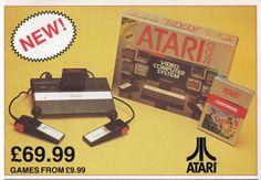Atari 2600-v2, 1984