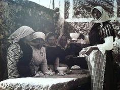 Mulleres Galegas nunha taberna. Ruth Mathilda Anderson