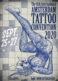 Amsterdam Tattoo Convention 2020 - Home - Tattoo Expo First Tattoo, Big Tattoo, New Tattoos, Cool Tattoos, Eternal Tattoo Ink, Amsterdam Tattoo, Tattoo Convention, Tattoo Expo, Home Tattoo