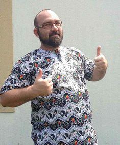 Un toubab en tenue. Button Down Shirt, Men Casual, Hands, Mens Tops, Shirts, Fashion, Handball, Moda, Dress Shirt