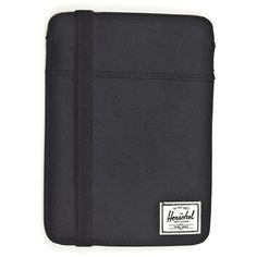 This Herschel Supply Co.Black Cypress iPad Mini Sleeve has a fleece lining and is padded to protect your iPad from knocks and scratches. http://zocko.it/LBaaC