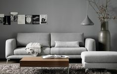 FORMAL LIVING ROOM: Fargo sofa, Boconcept