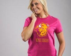 NDSU_Bison_Pink_ladies_Shirt