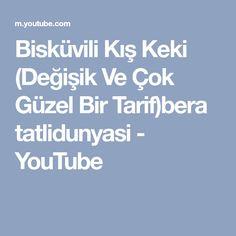 Bisküvili Kış Keki (Değişik Ve Çok Güzel Bir Tarif)bera tatlidunyasi - YouTube