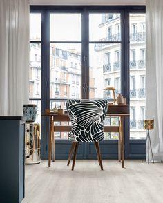 sol bois quick step Dining Chairs, Room, Blue, Furniture, Design, Home Decor, Desk, Bedroom, Decoration Home
