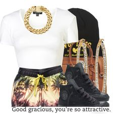 Dopest Attraction ., created by trillest-queen on Polyvore