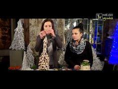 Sekunda dla Kwiatów - świąteczne ozdoby z kory brzozy S01 E12 - YouTube