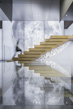Pin By Miguel Estivill On Stairs Staircase Design Modern Interior Staircase, Staircase Design, Interior Walls, Interior Architecture, Interior Design, Discount Interior Doors, Stair Railing, Banisters, Design Studio