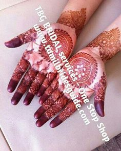 Bridal Mehndi Designs 2014 Especially Girls Asian Bridal Wear, Indian Bridal Makeup, Bridal Mehndi Designs, Mehandi Designs, Hindu Bride, Bride Indian, Kerala Bride, Mehndi Style, Beautiful Henna Designs