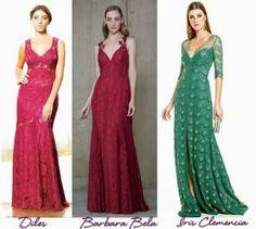 Madrinhas de casamento: Dicas e vestidos de festa para quem tem seios grandes