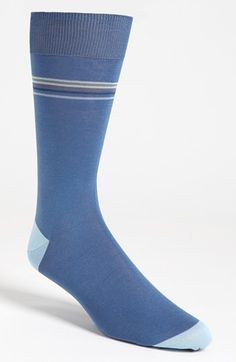 Canali Stripe Socks available at #Nordstrom