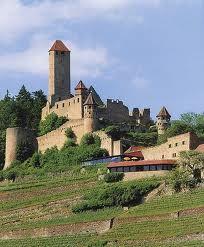 Visit Burg Hornberg Castle in Germany