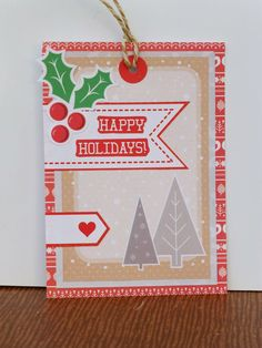 #Christmas card by Valerie Andrieux