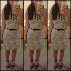 Classy and chique dress for the office