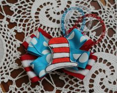 Cat in the Hat Bow