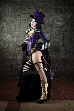 Moxxi Borderlands by m9cosplayLook What the Kat Dragged in at...
