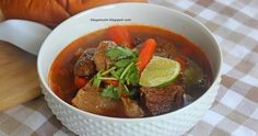 Blog of Noodles: Bo Kho - Vietnamese Beef Stew