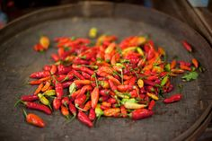 Chili by Claus Hessner on Bali Travel Guide, Indonesian Food, Chili, Vegetables, Photography, Photograph, Indonesian Cuisine, Chile, Fotografie