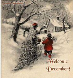 December - Welcome December
