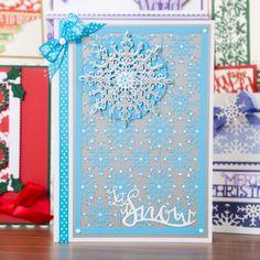 Christmas Cards, Christmas Tree, Screens, Ivy, Studios, Night, Frame, Collection, Decor