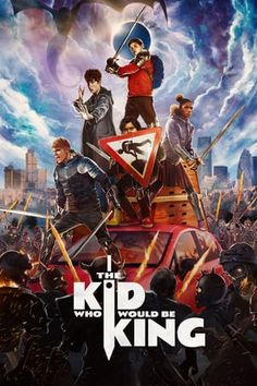 love Joe Cornish and Attack the Block, but The Kid Who Would Be King is too much for its own good. Now playing in theaters. love Joe Cornish and Attack the Block, but The Kid Who Would Be King is too much for its own good. Now playing in theaters. Movies 2019, New Movies, Movies To Watch, Movies Online, Movies And Tv Shows, Family Movies, Prime Movies, Movies Free, Netflix Movies