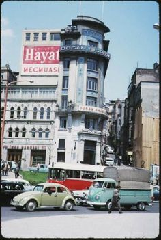 Henri Cartier-Bresson- Istanbul, 1965