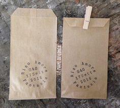 10 Mini sacchetti porta riso/confettata in carta kraft - shabby chic - rustic chic di LeManiDiLinda su Etsy https://www.etsy.com/it/listing/459899022/10-mini-sacchetti-porta-risoconfettata
