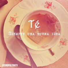 Los beneficios del té en tu vida