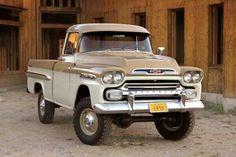 59 Chevy Apache