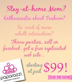 PAPARAZZI RECRUITING GRAPHICS - The Blingstress