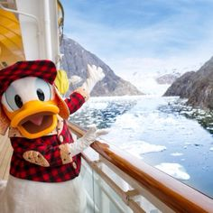 Disney Cruise in Alaska!  Loved Alaska so much, I want to take my boys.  Disney would be perfect.