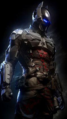 New Batman - Arkham Knight // Very futuristic - Nac