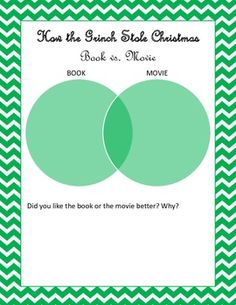 the Grinch Stole Christmas Activity Book How the Grinch Stole Christmas Activity BookHow the Grinch Stole Christmas Activity Book Le Grinch, Grinch Party, Grinch Stole Christmas, Christmas Crafts For Kids, Christmas Activities, Christmas Holidays, Christmas Ideas, Dr Seuss Activities, Book Activities