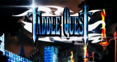 Taddle Quest Game Title by Byudha11