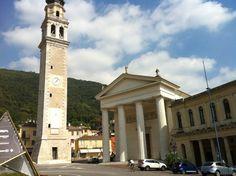 Valdobbiadene nel Treviso, Veneto