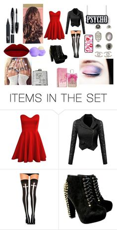 """party girl"" by babygirlchelle on Polyvore featuring art"