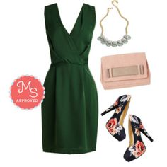 Dinner Date Dress Created On Clothes