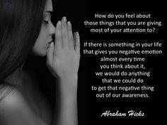 #abrahamhicks #contrast #awareness